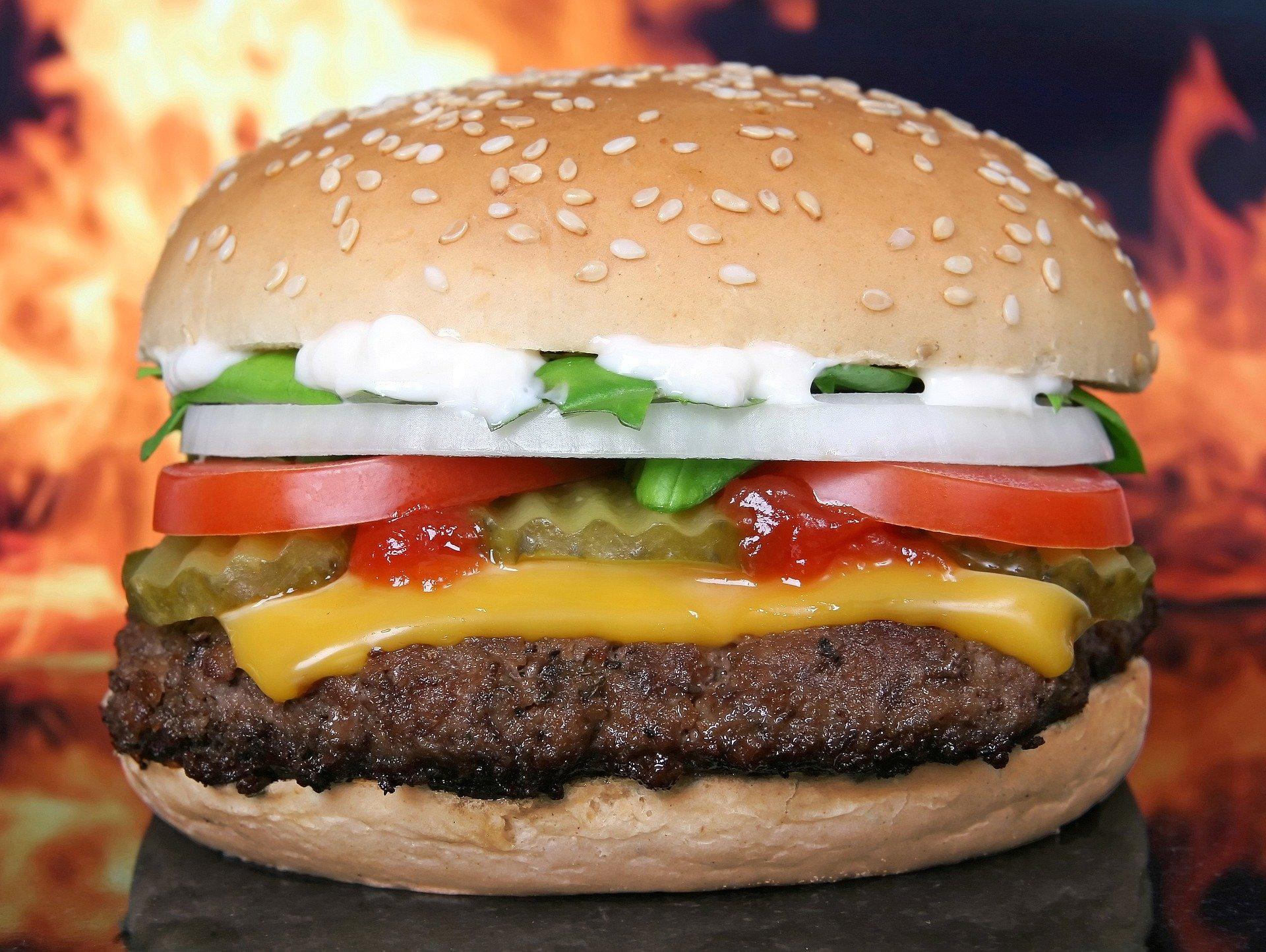 Comment Faire un Hamburger