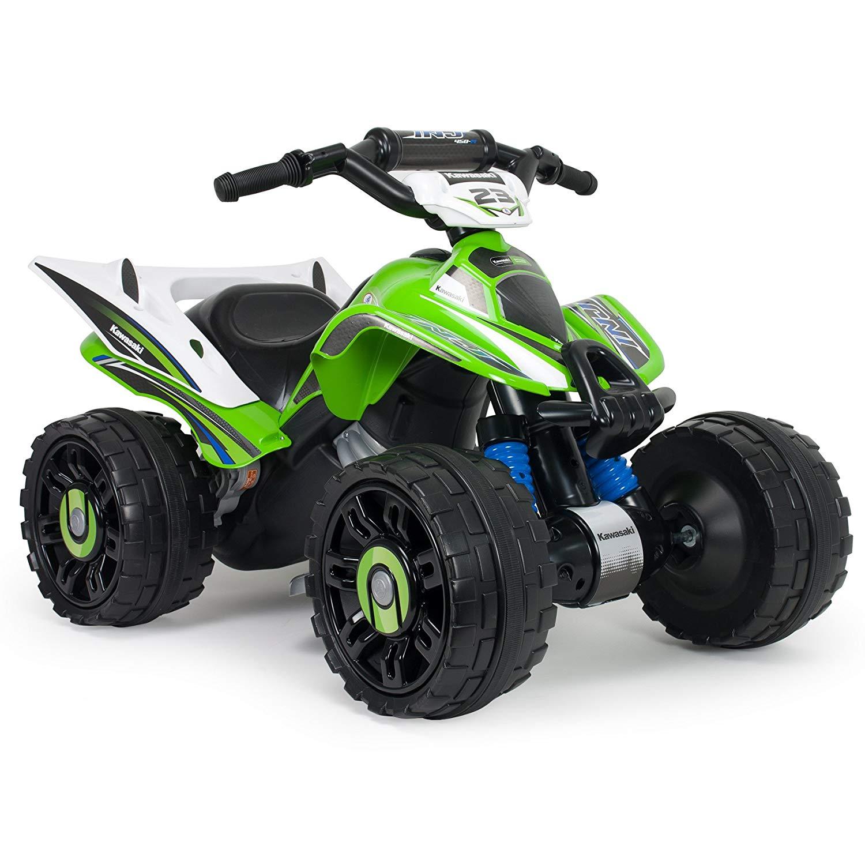 Rouler en quad électrique